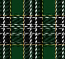 02037 Currie of Balilone (Variant Franklin) Artefact Tartan Fabric Print Iphone Case by Detnecs2013