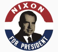 Nixon For President by Oscar Gonzalez