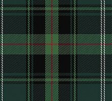 02041 Zorra Caledonian Society Tartan Fabric Print Iphone Case by Detnecs2013