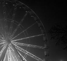 Ferris Wheel by Eric Gunderson