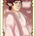 Bilbo Baggins by uncreativeart