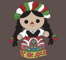 Maria 1 (Mexican Doll) Kids Clothes