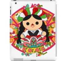 Maria 1 (Mexican Doll) iPad Case/Skin
