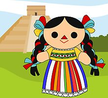 Maria 2 (Mexican Doll) by alapapaju