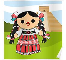 Maria 4 (Mexican Doll) Poster