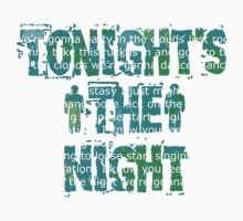 Party On Top Of The World Lyrics - Tonight's The Night Kids Clothes