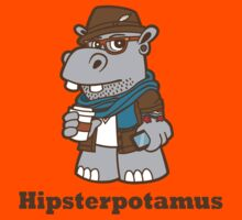 Hipsterpotamus Kids Clothes