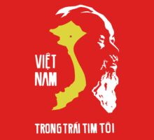 Vietnam Propagana - Vietnam in my Heart by Tim Topping