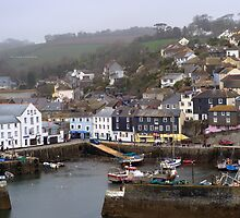 """ Mevagissey "" by Richard Couchman"