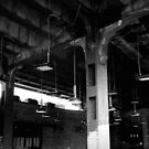 Industrial Lighting downtown nyc by ShellyKay