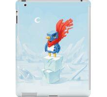 Super Penguin iPad Case/Skin
