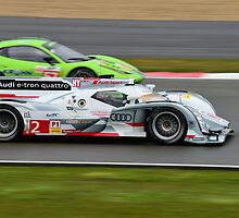 Audi Sport Team Joest No 2 by Willie Jackson