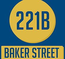 221B Baker Street by BethanyMay