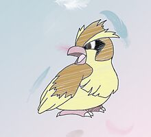 Pidgey by pokegirl93