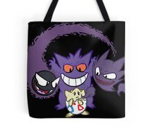 The Ghostly Trio Tote Bag