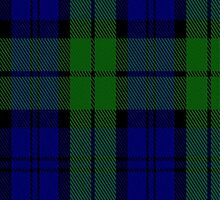 02061 Wartley Hunting Clan/Family Tartan Fabric Print Iphone Case by Detnecs2013