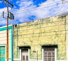 Wired - Streets of Mérida, Mexico by Mark Tisdale