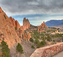 Garden of the Gods by activebeck2012