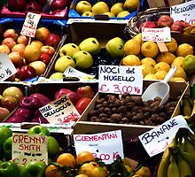 La Frutta al Mercato by Rae Tucker