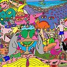 Weird by David Fraser