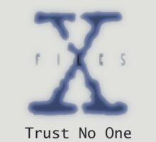 X Files Tee Shirt by Brian Varcas