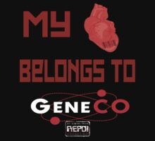 My Heart Belongs To GeneCo by A2009