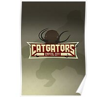 Capitol City Catgators Poster