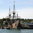 Mayflower II by reendan
