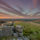 Belstone Pinks by asc-photography
