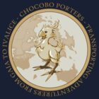 Chocobo Porters by StrawberryMo