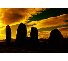 """Temple Of The Ancients"" Ancient Structures of Ireland Photographic Print"
