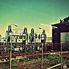 power plant by ShellyKay