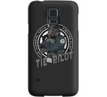 TIE Pilot Crest Samsung Galaxy Case/Skin