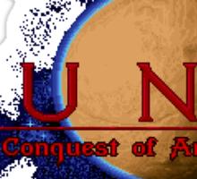 Dune II - The Battle of Arrakis Sticker