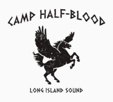 Camp Half-Blood Kids Clothes