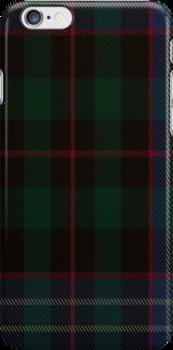02108 Williamson/Smart Tartan Fabric Print Iphone Case by Detnecs2013