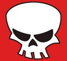 Cartoon Skull Design by cpotter