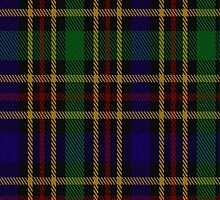 02142 Vosko Clan/Family Tartan Fabric Print Iphone Case by Detnecs2013