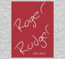 RogerRodger Red  by RogerRodger