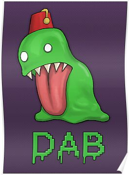 Monster Dab by NachoMack