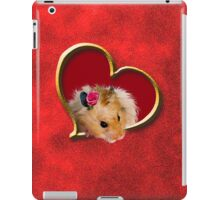 Mother's Day Hamster iPad Case/Skin