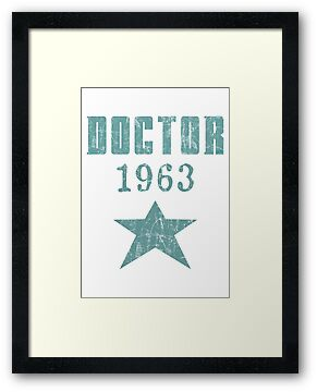 Doctor 1963 by Emma Harckham