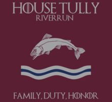 House Tully by superedu