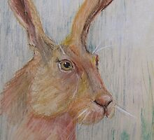 'Mad as a March Hare' by Linda Ridpath
