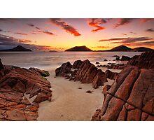 Shoal Beach Sunrise Photographic Print