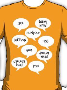 Insults T-Shirt