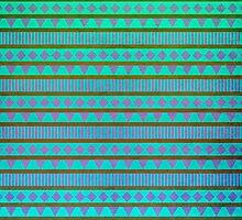 Aztec Summer by M Studio Designs