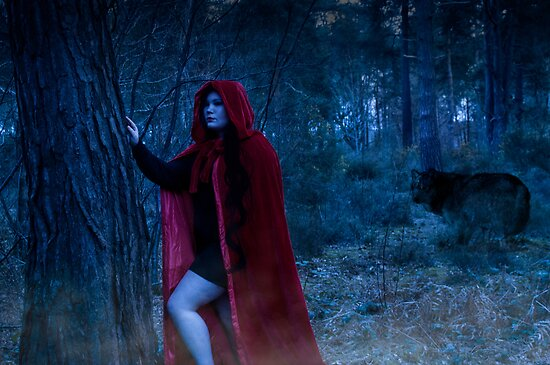 Red Riding Hood #8 by PrettyKittyKat