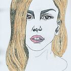 Lady Gaga III by HarrietHerbert
