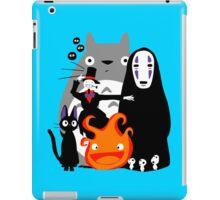 Ghibli'd Away iPad Case/Skin